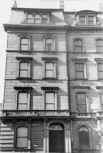 11 Arlington (ca. 1942), photograph by Bainbridge Bunting, courtesy of The Gleason Partnership