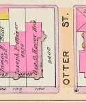 1898 Bromley map