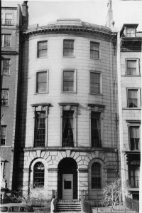 118 Beacon (ca. 1942), photograph by Bainbridge Bunting, courtesy of The Gleason Partnership
