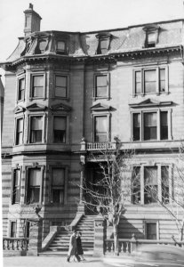 130 Beacon (ca. 1942), photograph by Bainbridge Bunting, courtesy of The Gleason Partnership