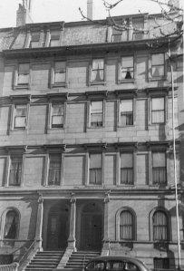 143-145 Beacon (ca. 1942), photograph by Bainbridge Bunting, courtesy of The Gleason Partnership