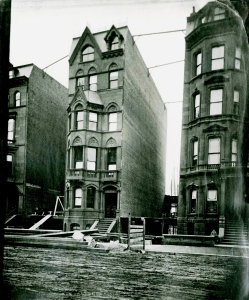 165 Beacon (ca. 1870), photograph by Josiah Johnson Hawes, courtesy of the Boston Athenaeum
