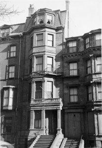 185 Beacon (ca. 1942), photograph by Bainbridge Bunting, courtesy of The Gleason Partnership