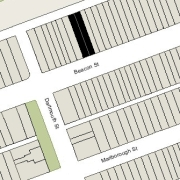 Combined Lot 41' x 150' (6,150 sf)