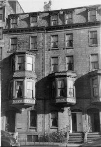 263-265 Beacon (ca. 1942), photograph by Bainbridge Bunting, courtesy of The Gleason Partnership