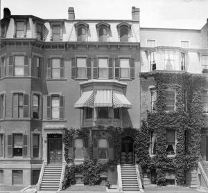 296 Beacon (ca. 1885), courtesy of the Bostonian Society