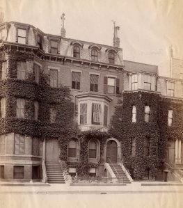 296 Beacon (ca. 1896), courtesy of the Bostonian Society