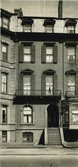 302 Beacon (ca. 1885); photography collection, Miriam and Ira D. Wallach Division of Art, Prints and Photographs, the New York Public Library, Astor, Lenox and Tilden Foundations (image provided by Miss Mildred Howells, daughter of William Dean Howells)