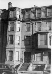 311 Beacon (ca. 1942), photograph by Bainbridge Bunting, courtesy of The Gleason Partnership