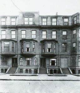 315-317 Beacon (ca. 1925), William T. Clark photographer; courtesy of Historic New England