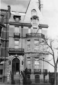 334 Beacon (ca. 1942), photograph by Bainbridge Bunting, courtesy of The Gleason Partnership