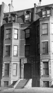 335 Beacon (ca. 1942), photograph by Bainbridge Bunting, courtesy of The Gleason Partnership