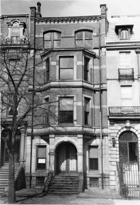 336 Beacon (ca. 1942), photograph by Bainbridge Bunting, courtesy of The Gleason Partnership