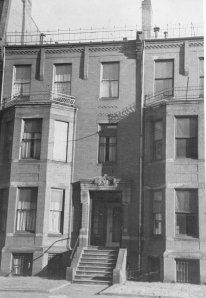 339 Beacon (ca. 1942), photograph by Bainbridge Bunting, courtesy of The Gleason Partnership
