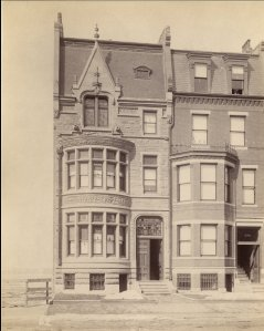342-344 Beacon (ca. 1880); Ryerson and Burnham Archives, The Art Institute of Chicago (Digital file #51195).