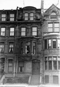 345 Beacon (ca. 1942), photograph by Bainbridge Bunting, courtesy of The Gleason Partnership