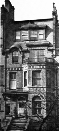 346 Beacon (ca. 1942), photograph by Bainbridge Bunting, courtesy of the Boston Athenaeum