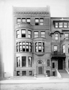 348 Beacon (ca. 1888); Soule Photograph Company, courtesy of Historic New England