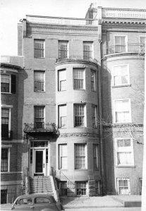 354 Beacon (ca. 1942), photograph by Bainbridge Bunting, courtesy of The Gleason Partnership