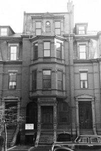 363 Beacon (ca. 1942), photograph by Bainbridge Bunting, courtesy of The Gleason Partnership