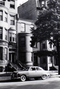 375 Beacon (ca. 1955), photograph by Bainbridge Bunting, courtesy of the Boston Athenaeum
