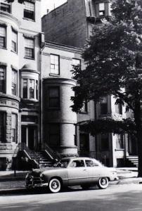 375 Beacon (ca. 1955), photograph by Bainbridge Bunting, courtesy of the Boston Athenaeum