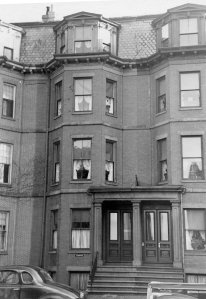 385 Beacon (ca. 1942), photograph by Bainbridge Bunting, courtesy of The Gleason Partnership