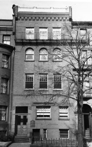 408 Beacon (ca. 1942), photograph by Bainbridge Bunting, courtesy of The Gleason Partnership