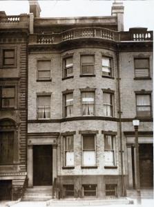 418 Beacon (ca. 1900); courtesy of Historic New England