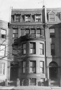 455 Beacon (ca. 1942), photograph by Bainbridge Bunting, courtesy of The Gleason Partnership
