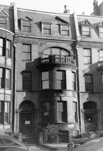 459 Beacon (ca. 1942), photograph by Bainbridge Bunting, courtesy of The Gleason Partnership