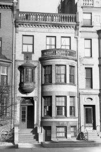 460 Beacon (ca. 1942), photograph by Bainbridge Bunting, courtesy of The Gleason Partnership