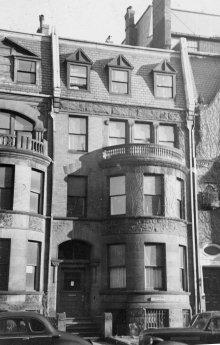 461 Beacon (ca. 1942), photograph by Bainbridge Bunting, courtesy of The Gleason Partnership