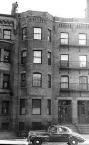 479 Beacon (ca. 1942), photograph by Bainbridge Bunting, courtesy of The Gleason Partnership