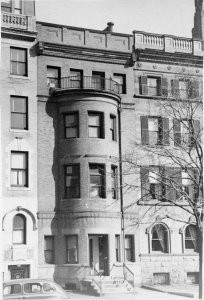 480 Beacon (ca. 1942), photograph by Bainbridge Bunting, courtesy of The Gleason Partnership
