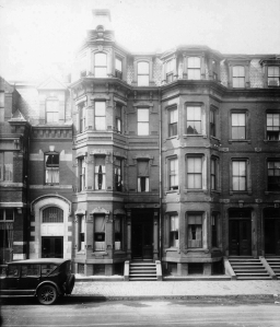 232-234 Clarendon (ca. 1925), William T. Clark, photographer; courtesy of Historic New England