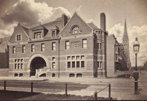 233 Clarendon (ca. 1880); courtesy of the Print Department, Boston Public Library