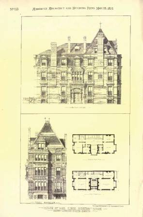 261 Clarendon, The American Architect and Building News, 13May1878