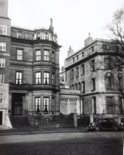 7 Commonwealth (ca. 1938); photograph by Paul Swenson, courtesy of the Boston Public Library Print Department