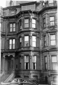 6 Commonwealth (ca. 1942),photograph by Bainbridge Bunting, courtesy of The Gleason Partnership