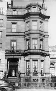 7 Commonwealth (ca. 1942), photograph by Bainbridge Bunting, courtesy of The Gleason Partnership