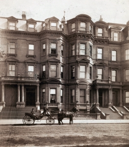 10-12 Commonwealth (ca. 1880), courtesy of Historic New England
