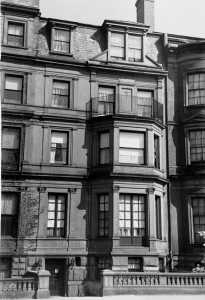 17 Commonwealth (ca. 1942), photograph by Bainbridge Bunting, courtesy of The Gleason Partnership