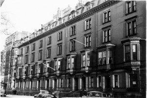 18-36 Commonwealth (ca. 1942), photograph by Bainbridge Bunting, courtesy of The Gleason Partnership