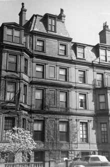 19 Commonwealth (ca. 1942), photograph by Bainbridge Bunting, courtesy of The Gleason Partnership