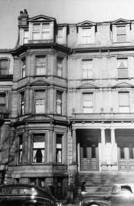 23 Commonwealth (ca. 1942), photograph by Bainbridge Bunting, courtesy of The Gleason Partnership