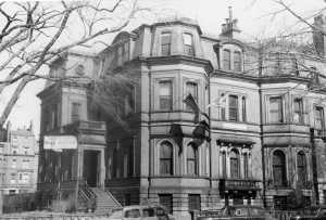 27 Commonwealth, occupied by the British War Relief (ca. 1942), photograph by Bainbridge Bunting, courtesy of The Gleason Partnership