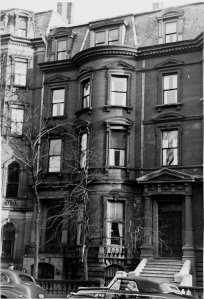 42 Commonwealth (ca. 1942), photograph by Bainbridge Bunting, courtesy of The Gleason Partnership