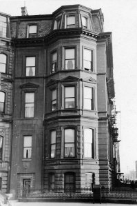 48 Commonwealth (ca. 1942), photograph by Bainbridge Bunting, courtesy of The Gleason Partnership