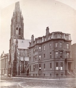 50 Commonwealth (ca. 1870), photograph by Frederick M. Smith, II; courtesy of the Print Department, Boston Public Library